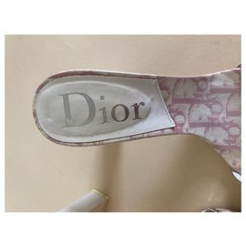 Dior-Des sandales-Multicolore