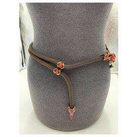 Lanvin-Belts-Orange