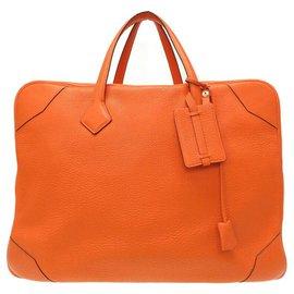 Hermès-Hermès Victoria-Orange