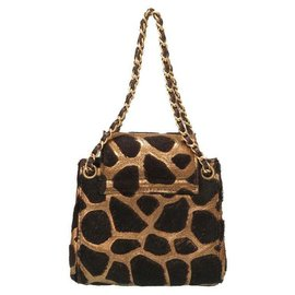 Chanel-Chanel Kirin Giraffe-Doré