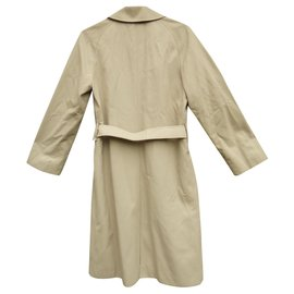 Burberry-Burberry woman raincoat vintage t 40-Beige