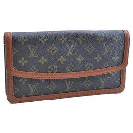 Louis Vuitton-Barrage Louis Vuitton PM-Marron