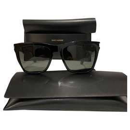 Saint Laurent-SL 137 Devon-Black