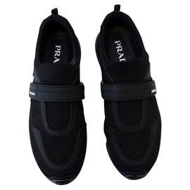Prada-Cloudbust sneakers-Black