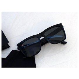 Saint Laurent-SL 137 Devon sunglasses-Black