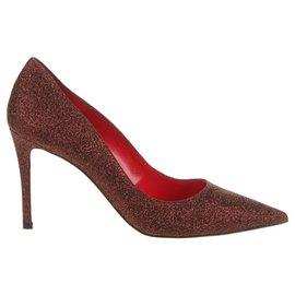 Pura Lopez-Heels-Brown