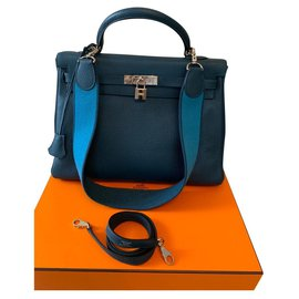 Hermès-Hermès-Bleu