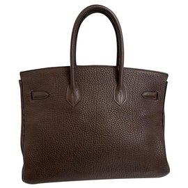 Hermès-Hermes-Brown