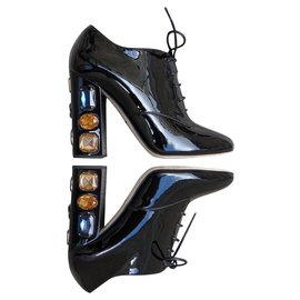 Dolce & Gabbana-Ankle Boots-Black