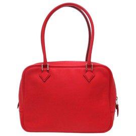 Hermès-Hermès Mini plume-Rouge