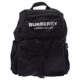 Burberry-Burberry The Rucksack-Black