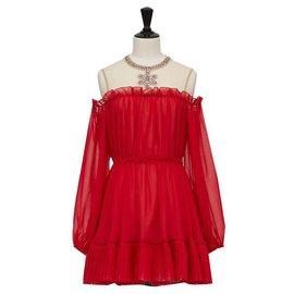 Giambattista Valli-Dresses-Red