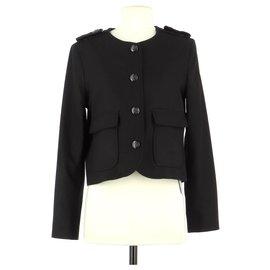 Sessun-Vest / Blazer-Black