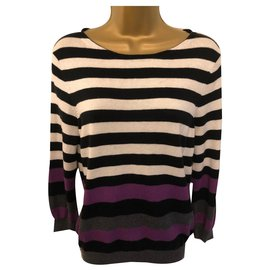 Hobbs-Knitwear-Black,Grey,Purple,Cream