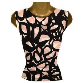 Calvin Klein-Tops-Black,Pink,White