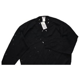 Gianni Versace-Sweaters-Black