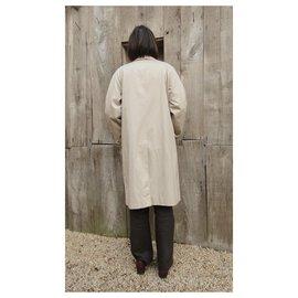 Burberry-Burberry woman raincoat vintage t38-Beige