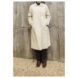 Burberry-Burberry woman raincoat vintage t 38-Beige