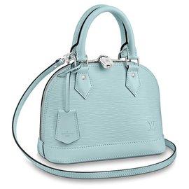 Louis Vuitton-LV Alma BB new-Blue