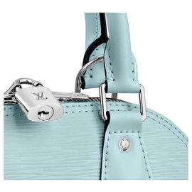 Louis Vuitton-LV Alma BB novo-Azul