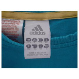 Adidas-Adidas long sleeve t-shirt-Blue