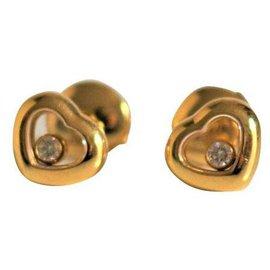 Chopard-Happy Diamonds-Golden