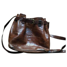 Mulberry-Mulberry bucket bag-Brown