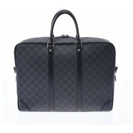 Louis Vuitton-Louis Vuitton Porte document-Gris