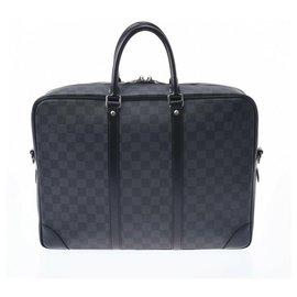 Louis Vuitton-Louis Vuitton Porte document-Grey