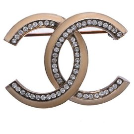 Chanel-Chanel COCO Mark-Golden
