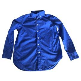 Ralph Lauren-T-shirts-Bleu