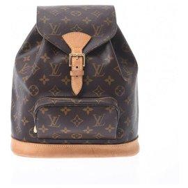 Louis Vuitton-Louis Vuitton Montsouris-Brown