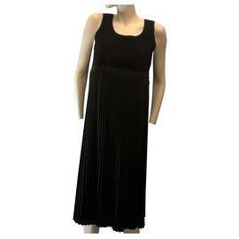 Maison Martin Margiela-robe 3 EN 1-Black