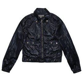 Proenza Schouler-Jackets-Navy blue