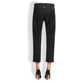 Acne-Un pantalon, leggings-Noir