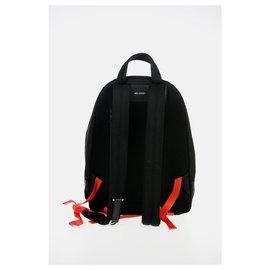 Neil Barrett-Neil Barrett backpack new-Black