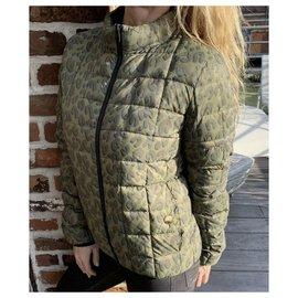 Louis Vuitton-Jackets-Green