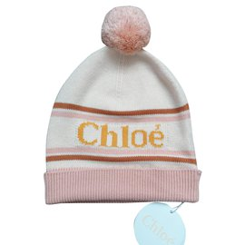 Chloé-LOGO-Multiple colors
