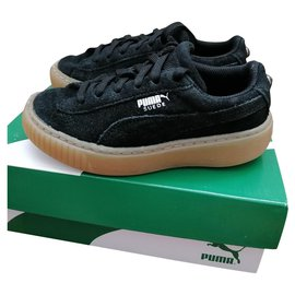 Puma-Wedge-Black