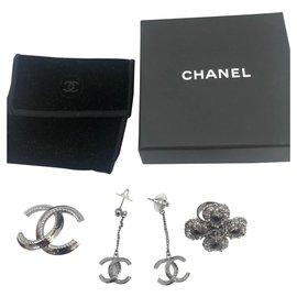 Chanel-CC-Grey