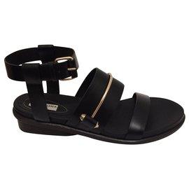 Balenciaga-,New Balenciaga Sandals 37,5-Black