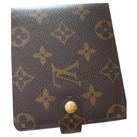 Louis Vuitton-Notepad-Brown