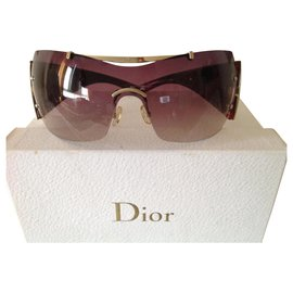 Dior-Western  série limitée-Doré