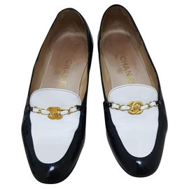 Chanel-Chanel loafers-Multiple colors