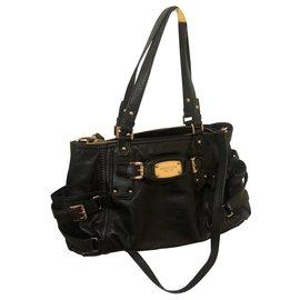 Michael Kors-Handbags-Black