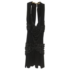 Chanel-Dresses-Black
