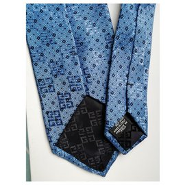 Givenchy-Givenchy tie-Blue