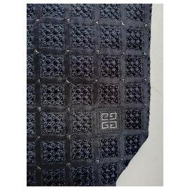 Givenchy-Givenchy tie-Navy blue