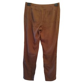 Ikks-Battle ikks pants-Bronze