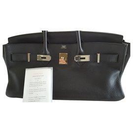 Hermès-Birkin Shoulder-Black